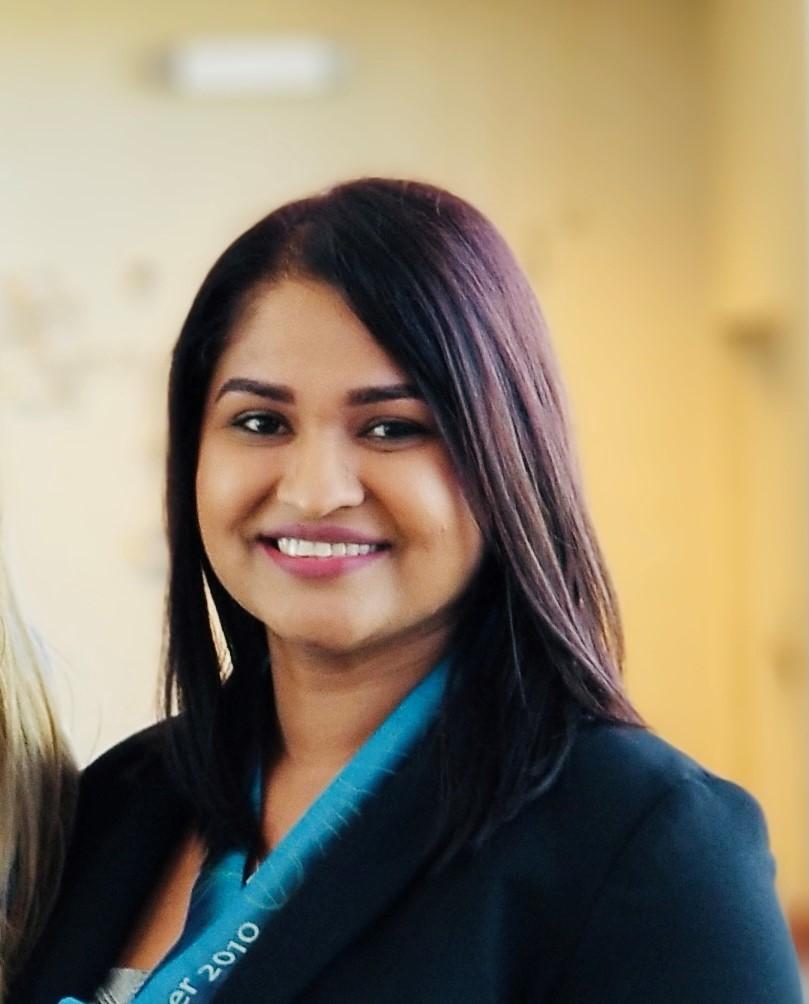 Geeta Persaud - Office Assistant