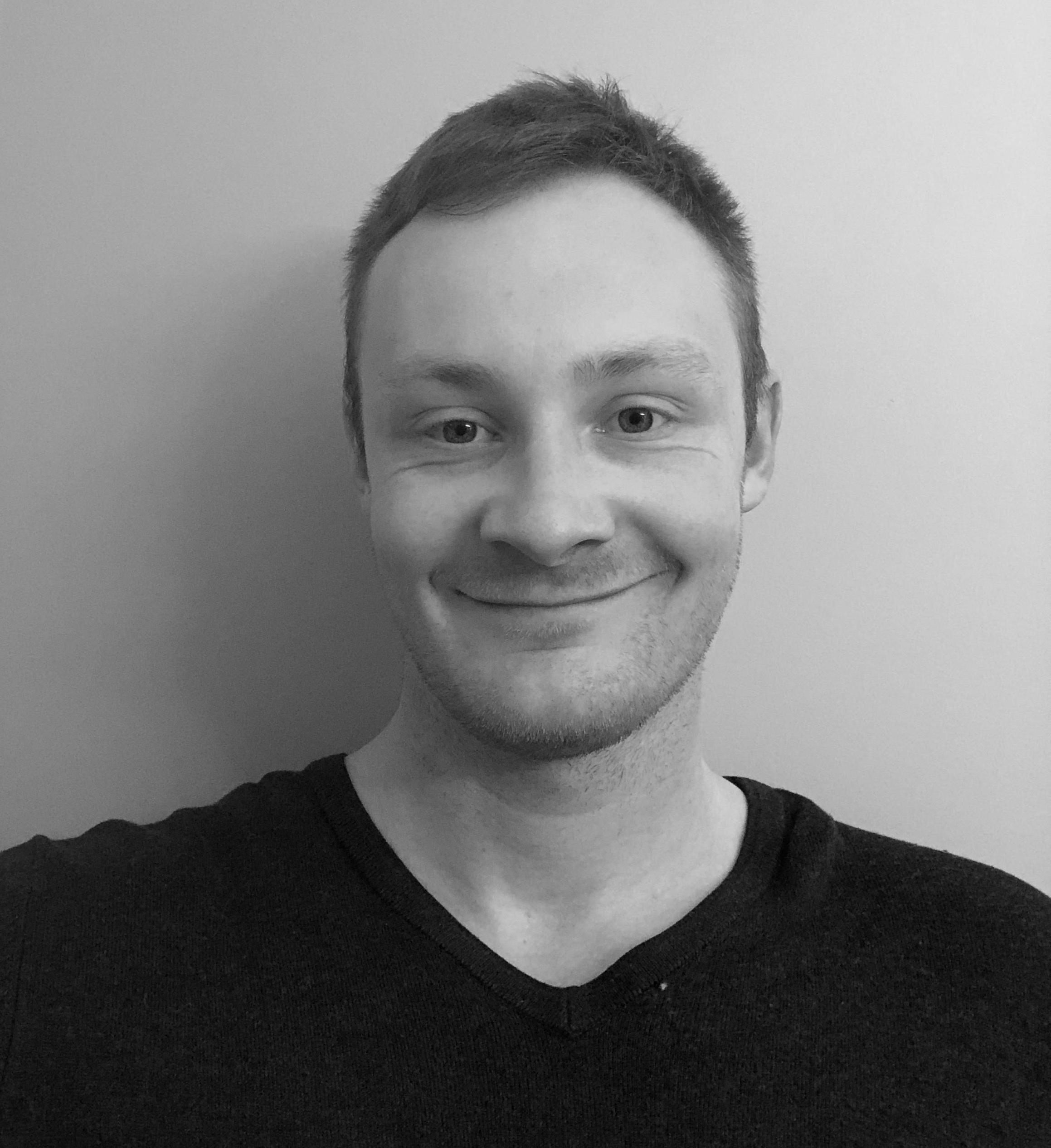 Adrien DeGroot - Regulation Co-Chair